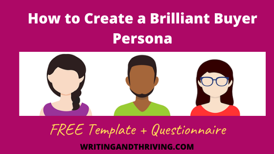 How to Create a Buyer Persona (Free Buyer Persona Template)